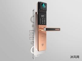 智能指纹锁设计模型