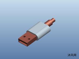 USB数据线插头