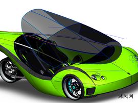 概念车设计图
