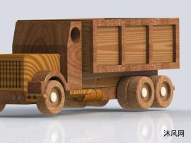 工程运输卡车