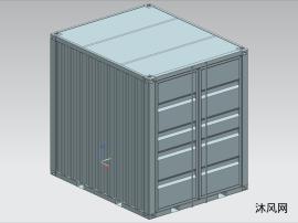 3000x2500x3000集装箱