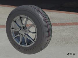 轮胎17寸轮毂