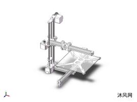 悬臂式3d打印机