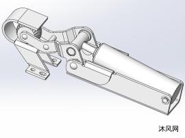 门阻尼器模型