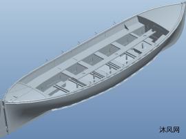 船体三维模型