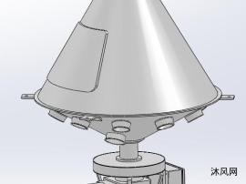 旋转分配器模型