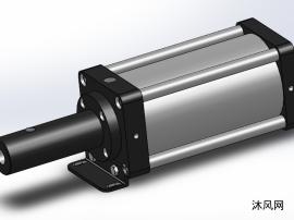 4种MHD油桶分离型增压缸