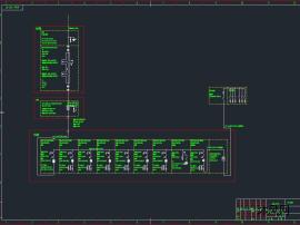 110kV大型车载移动变电站全站集成设计成套图纸