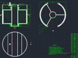 基于PLC三翼自动旋转门设计