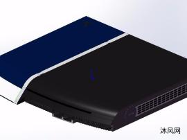 索尼PSP游戏机设计模型图