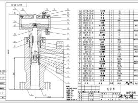 JLKY78/105液动筒型节流阀