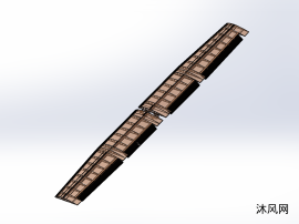滑翔机机翼建模