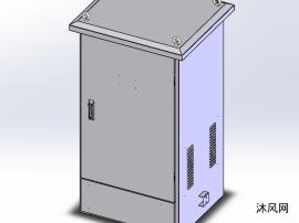 室外端子不锈钢配电柜