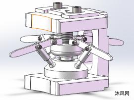 水轮发电机伞式结构