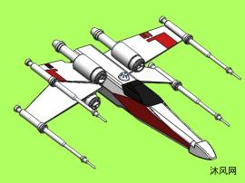 战斗机-X型