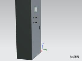 配电柜图纸模型