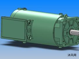HS25-W系列伺服电机9种型号