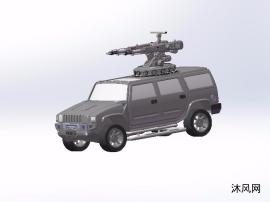 路战车设计模型