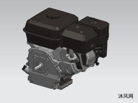 沙地摩托车引擎