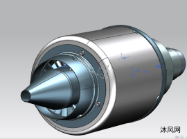涡喷发动机