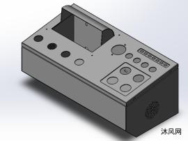 小型挂式控制箱