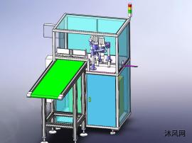 自动攻牙机设计模型