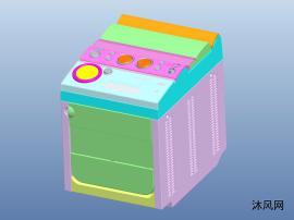 經典磁帶CD體一體機結構設計