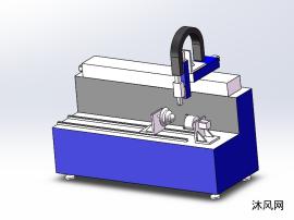 小型激光切管机