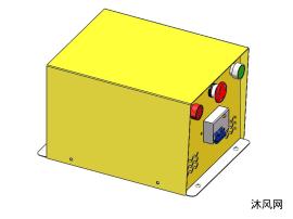 铆压机电气控制箱
