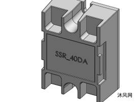 固态继电器SSR-40DA
