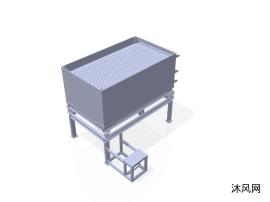 进给过滤器设备设计模型