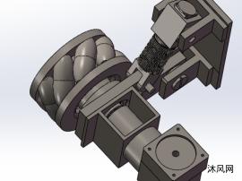 重型AGV轮组