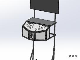 小球滚动游戏机设计模型