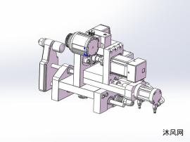 非标检查装置设计模型