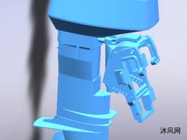 水星40P舷外水星40P舷外3D模型