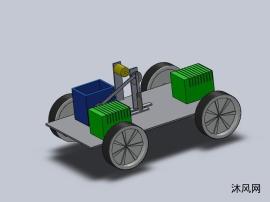 自动播种机设计模型