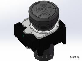 蜂鳴器模型設計圖