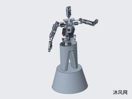 气动机器人