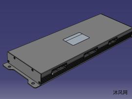 电池管理系统BMS铝型材壳体结构