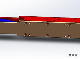 气动机械手设计模型图