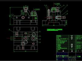 左摆动杠杆零件加工工艺及夹具设计