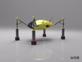 救援探测机器人