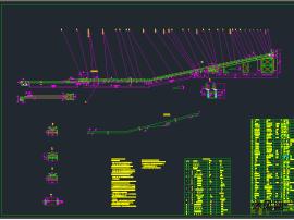 DTL100/65/2×110带式输送机图纸