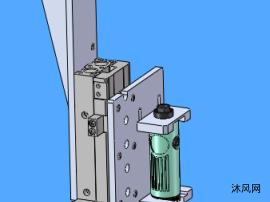 电钻台模型