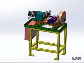 某自动齿轮传动机床