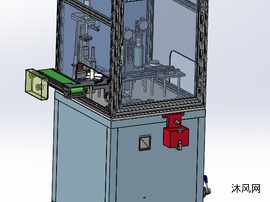 轴承尺寸自动检查机