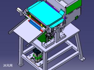圆柱形产品提料机