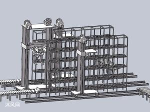 自动化立体仓库设备