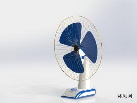 电动摇头风扇