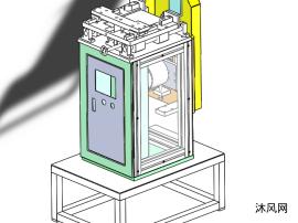 电机模拟负载检噪音装置